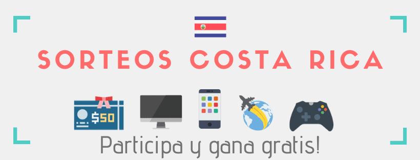 Concursos y Sorteos Gratis Costa Rica
