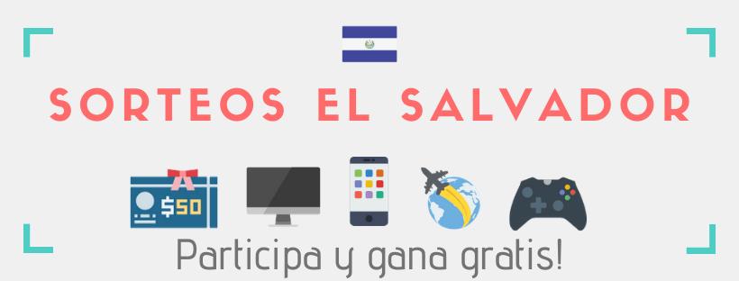 Sorteos Gratis El Salvador