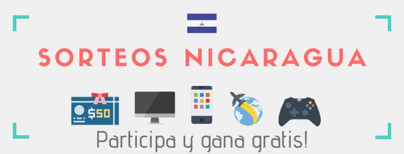 Sorteos en linea para Nigaragua
