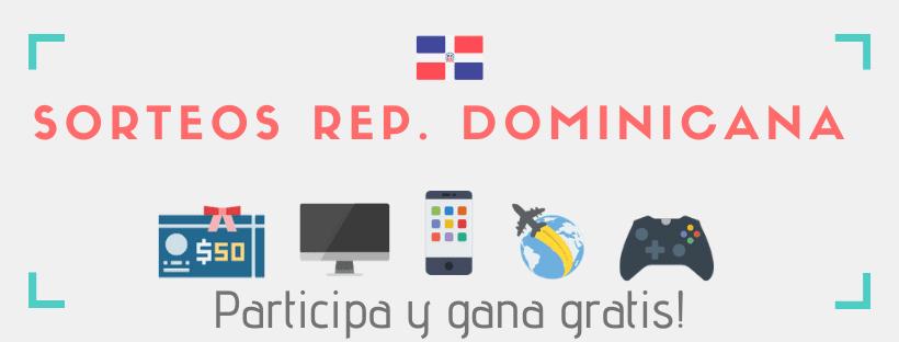 Sorteos online República Dominicana