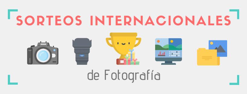 Concursos internacionales de Fotografía