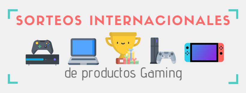 Sorteos Gaming online gratis