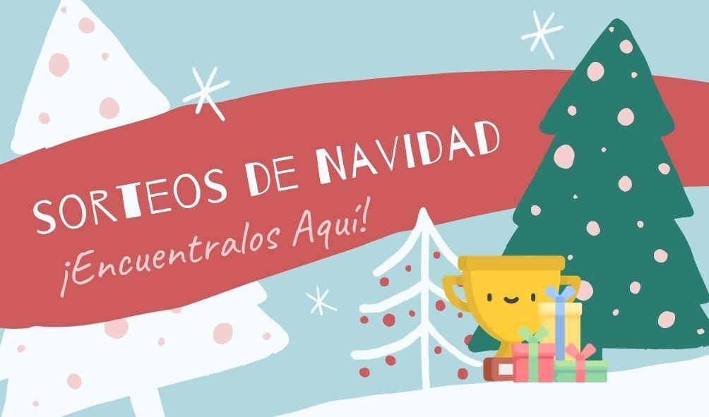 Sorteos de Navidad gratis online